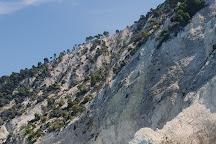 Gyra Beach, Lefkada Town, Greece