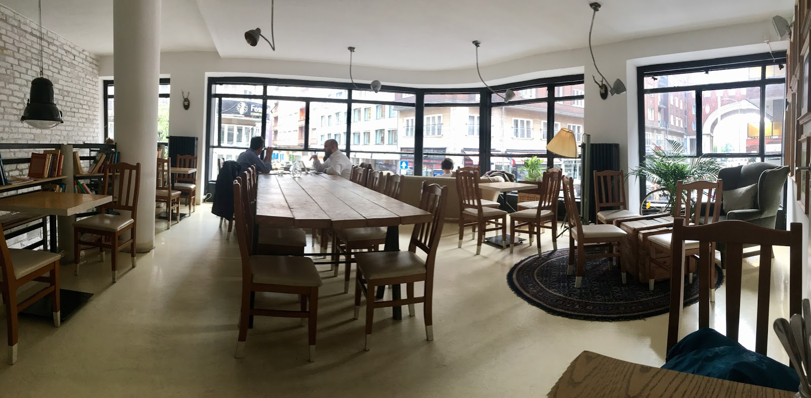 Konyha: A Work-Friendly Place in Budapest