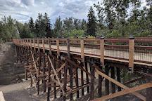 Mill Creek Ravine Park, Edmonton, Canada