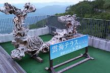 Unkai Terrace, Shimukappu-mura, Japan