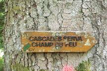 Cascade de la Serva, Natzwiller, France