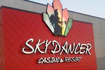 Sky Dancer Hotel and Casino, Belcourt, United States
