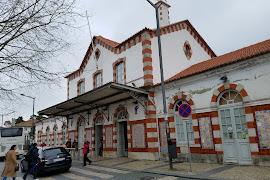 Железнодорожная станция   Sintra Train Station