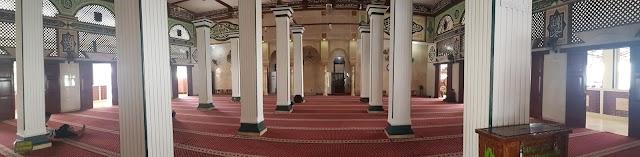 Luar Batang Holy Mosque