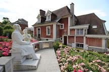 Les Buissonnets, Ville de Lisieux, France