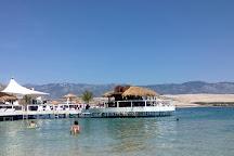 Noa Beach Club, Novalja, Croatia