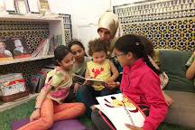 Medina Children's Library, Fes, Morocco