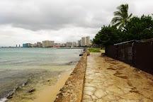 Queen's Beach, Honolulu, United States