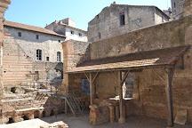 Thermes de Constantin, Arles, France