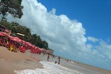 Praia da Ponta do Seixas, Joao Pessoa, Brazil