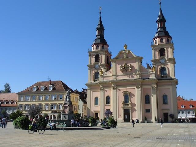 Ludwigsburger Marktplatz
