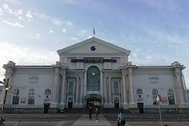 Железнодорожная станция  Vilnius