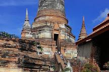 Wat Yai Chai Mang Khon, Ayutthaya, Thailand