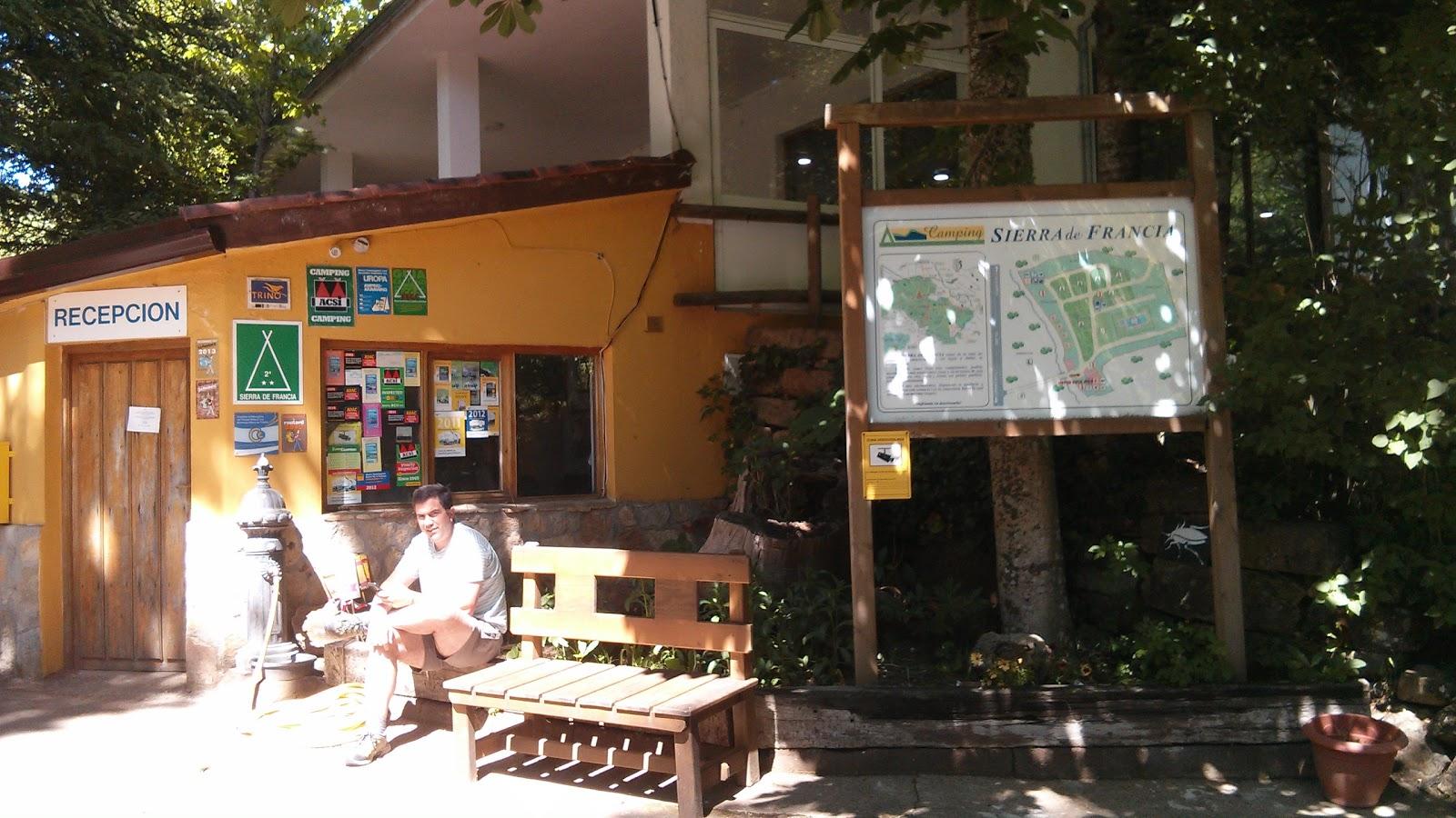 restaurante del santuario de la peña de francia karte - salamanca