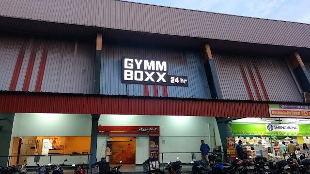 Gymmboxx Classic (Taman Jurong)