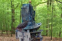 Skulpturenpark Waldfrieden, Wuppertal, Germany
