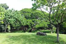 Lili'uokalani Botanical Garden, Honolulu, United States
