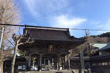 Sotoshu Koryuji Temple, Hakodate, Japan