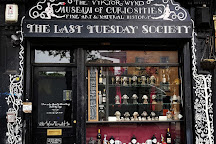 The Viktor Wynd Museum of Curiosities, Fine Art & UnNatural History, London, United Kingdom