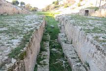 Anfiteatro Romano di Cagliari, Cagliari, Italy