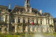 Hotel de Ville de Tours, Tours, France