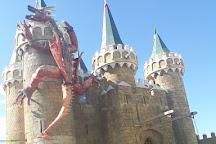 Museo miniaturas castillo de Dragones, Pachuca, Mexico