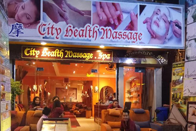 City Health Massage, Siem Reap, Cambodia