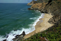 Gray Whale Cove State Beach, Half Moon Bay, United States