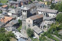 Collegiata di Saint-Gilles, Verres, Italy