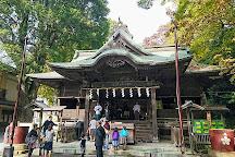 Yabo Tenmangu, Kunitachi, Japan