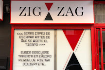 Zig Zag Escape Room, Madrid, Spain