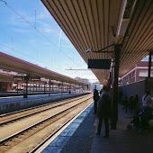 Железнодорожная станция  Irun
