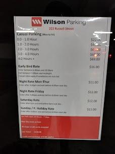 Wilson Parking – 222 Russell Street melbourne Australia