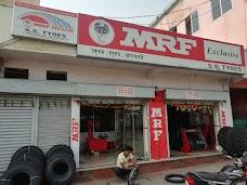 MRF S.S TYRES jamshedpur