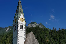 Church of St. Mary of the Snow, Solčava, Slovenia
