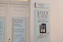 Liszt Ferenc Memorial Museum (Liszt Ferenc Emlekmuzeum), Budapest, Hungary