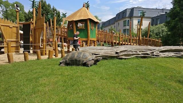 Tierpark und Fossilium Bochum