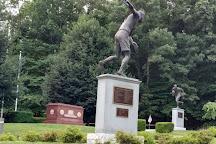 Jim Thorpe Memorial Hall, Jim Thorpe, United States