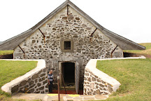 Fort Anne National Historic Site, Annapolis Royal, Canada