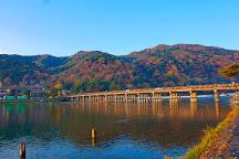 Togetsukyo Bridge, Kyoto, Japan