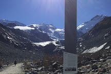 Morteratsch Glacier, Pontresina, Switzerland