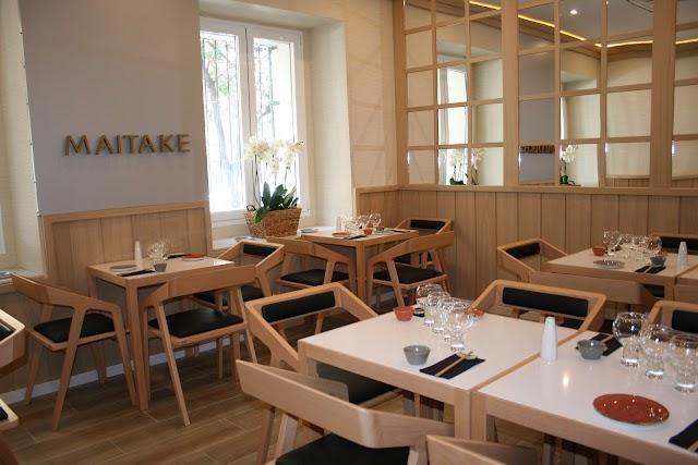 Maitake Restaurante Japones