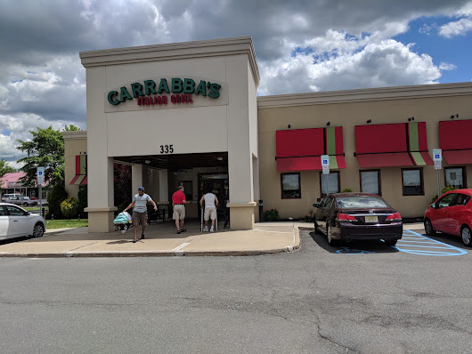 Google review of Carrabba's Italian Grill by Ram Viswanathan