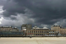 Plage de l'Ecluse, Dinard, France
