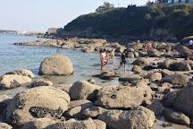 Playa Lagosteira, Fisterra, Spain