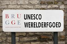 Gentpoort, Bruges, Belgium
