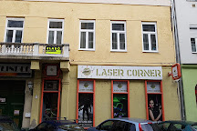 Laser Corner, Budapest, Hungary