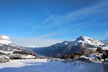 Les Portes du Mont-Blanc, Megeve, France