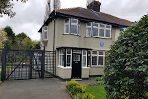Mendips - John Lennon Home, Liverpool, United Kingdom