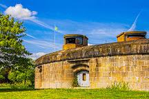 Coalhouse Fort, Tilbury, United Kingdom